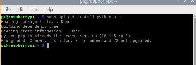 pip installed